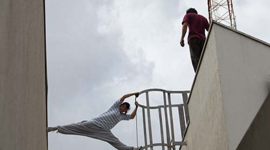 A Parkour Passport: Brazil