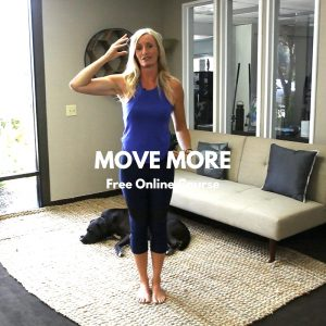 free online movement course by Julie Angel